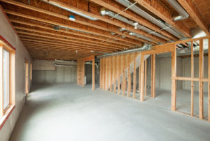 legal basement renovations